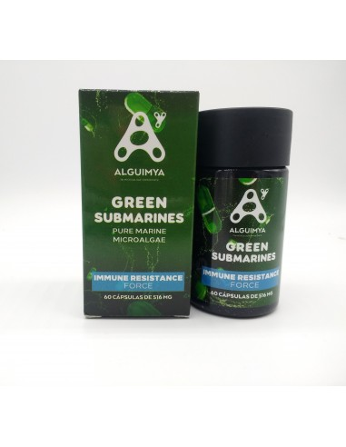 Green submarines tequial
