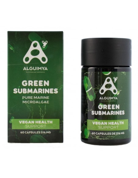GREEN SUBMARINES Vegan Health Support