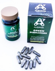 GREEN SUBMARINES PURE